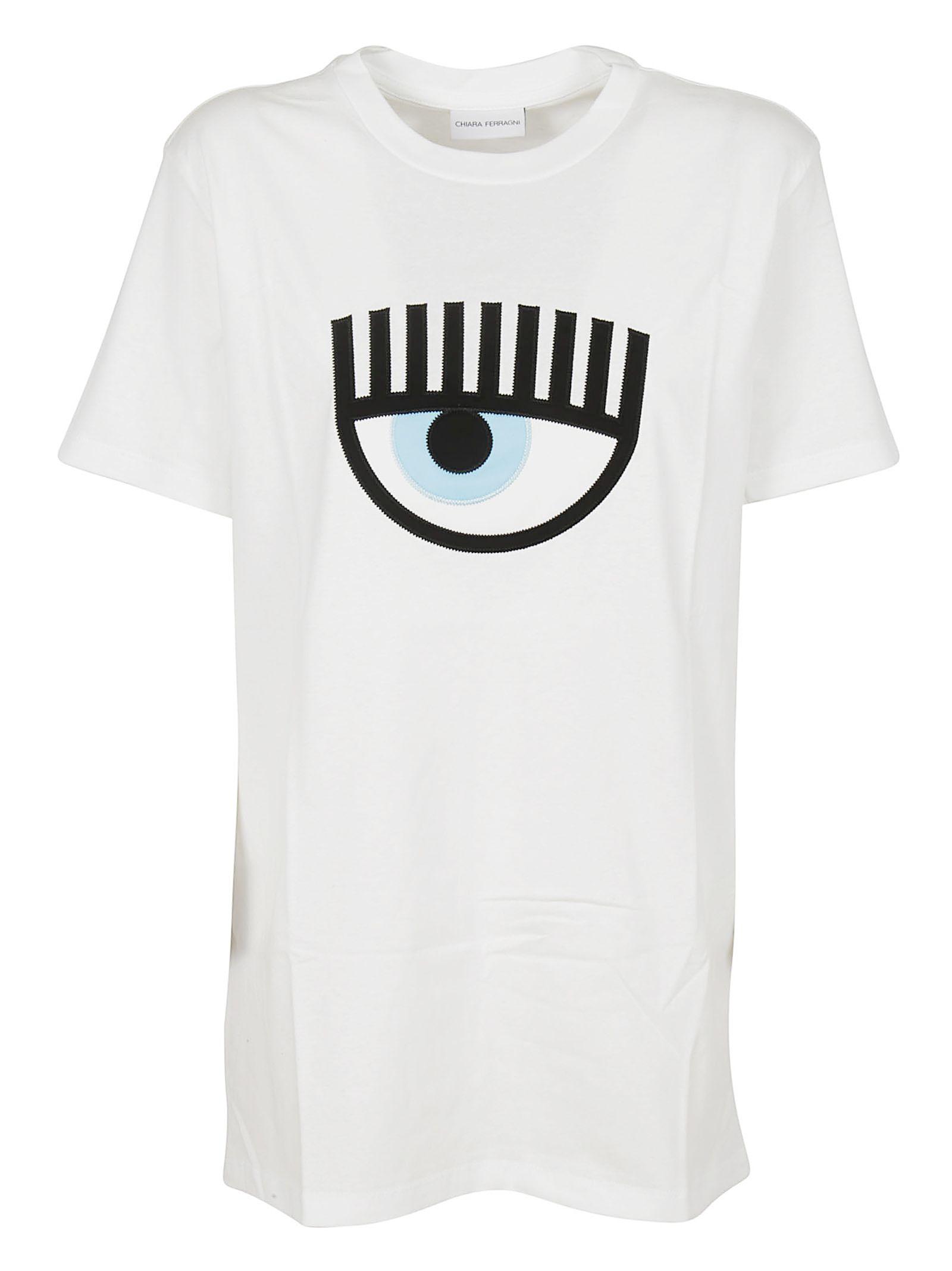 Chiara Ferragni Chiara Ferragni Eye T Shirt