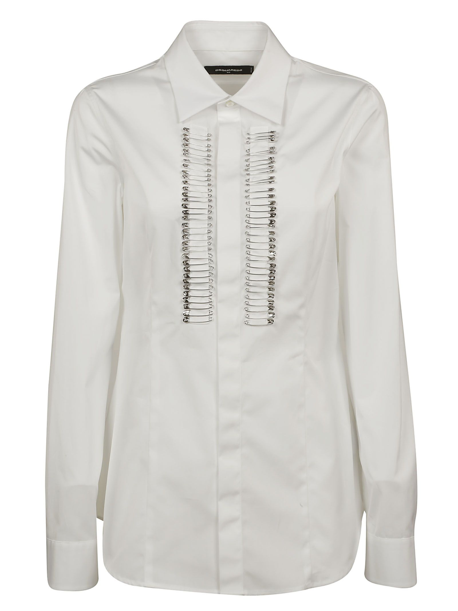 Dsquared2 Safety Pin Shirt