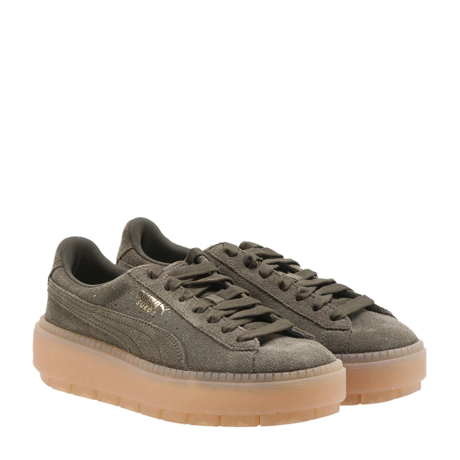 Puma Platform Low Top Sneakers