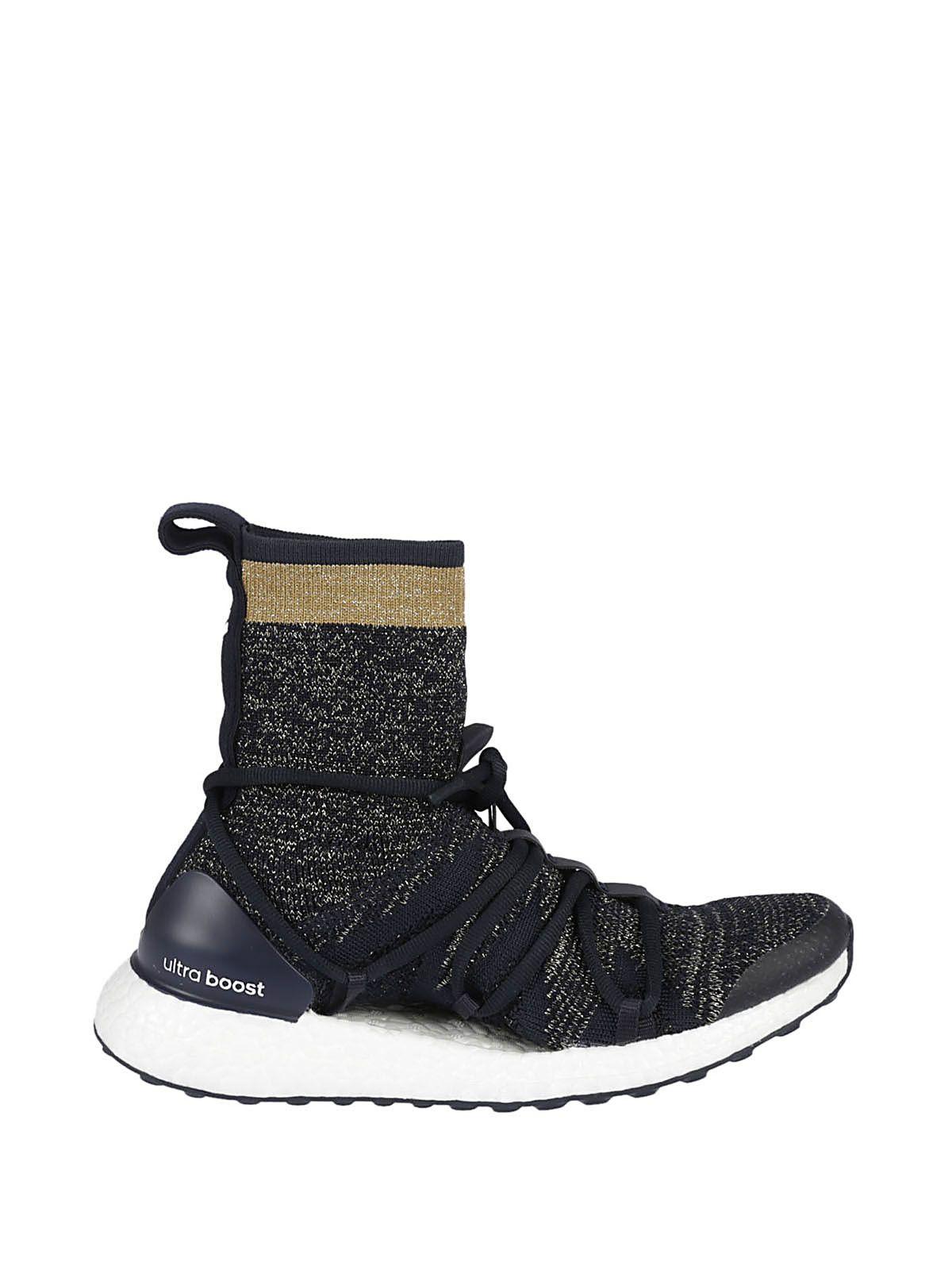 Adidas Ultra Boost X Mid Hi-top Sneakers