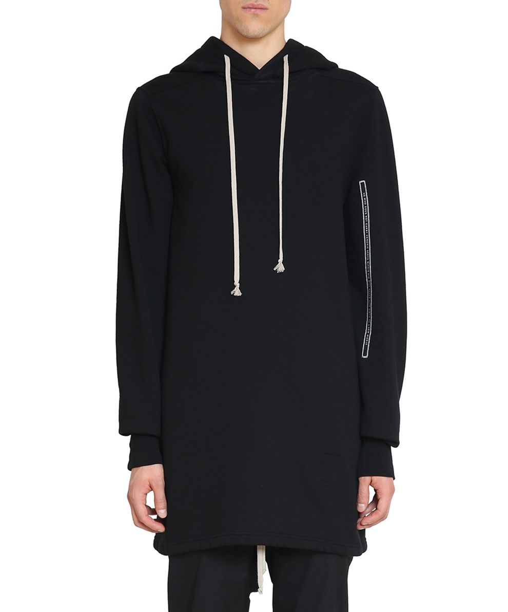 DRKSHDW Oversized Cotton Hoodie