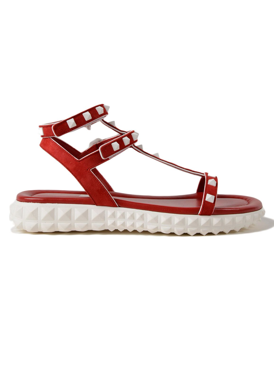 Valentino Garavani Flat Sandal Free Rockstud