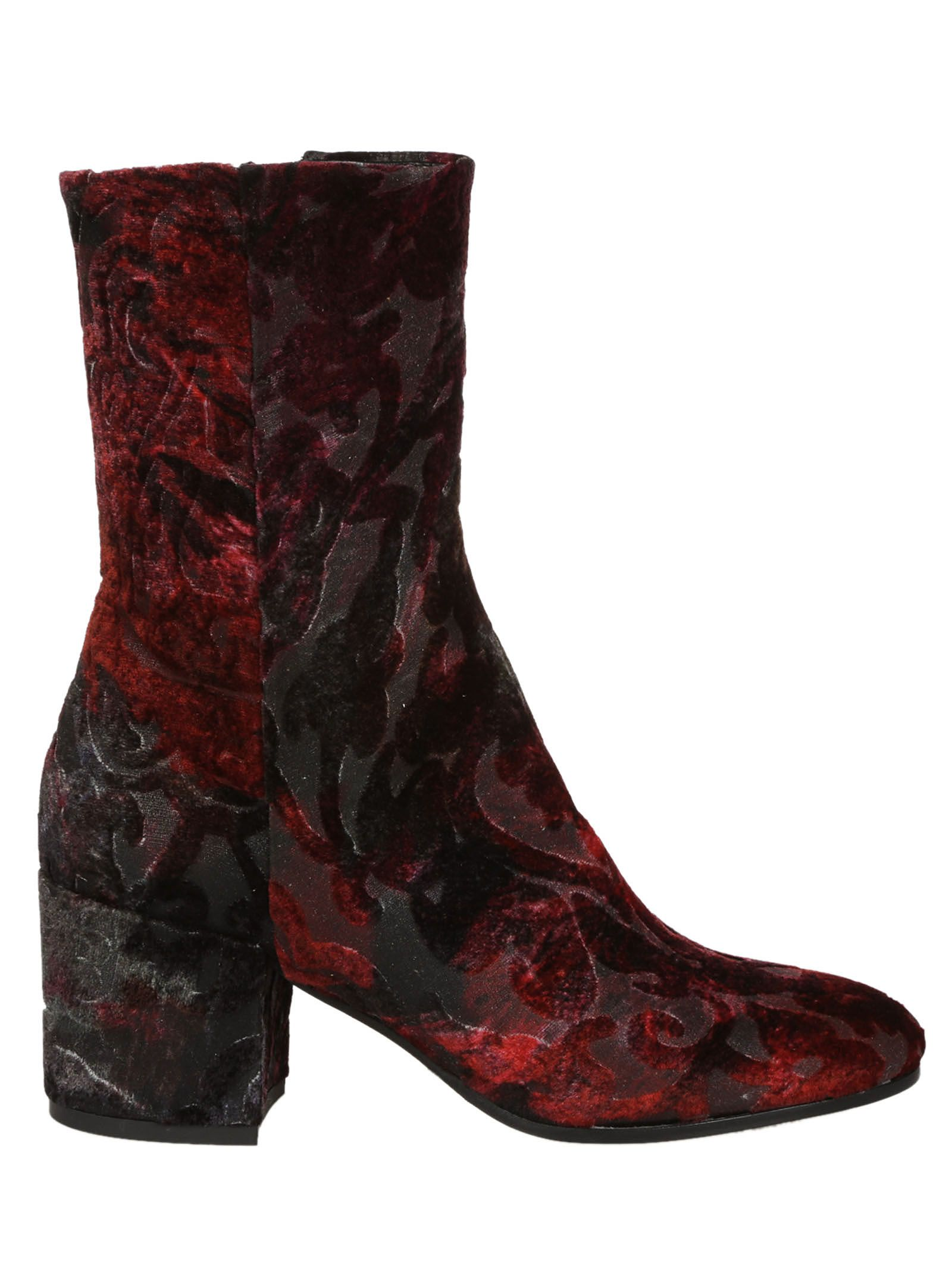 Strategia Hippy Ankle Boots