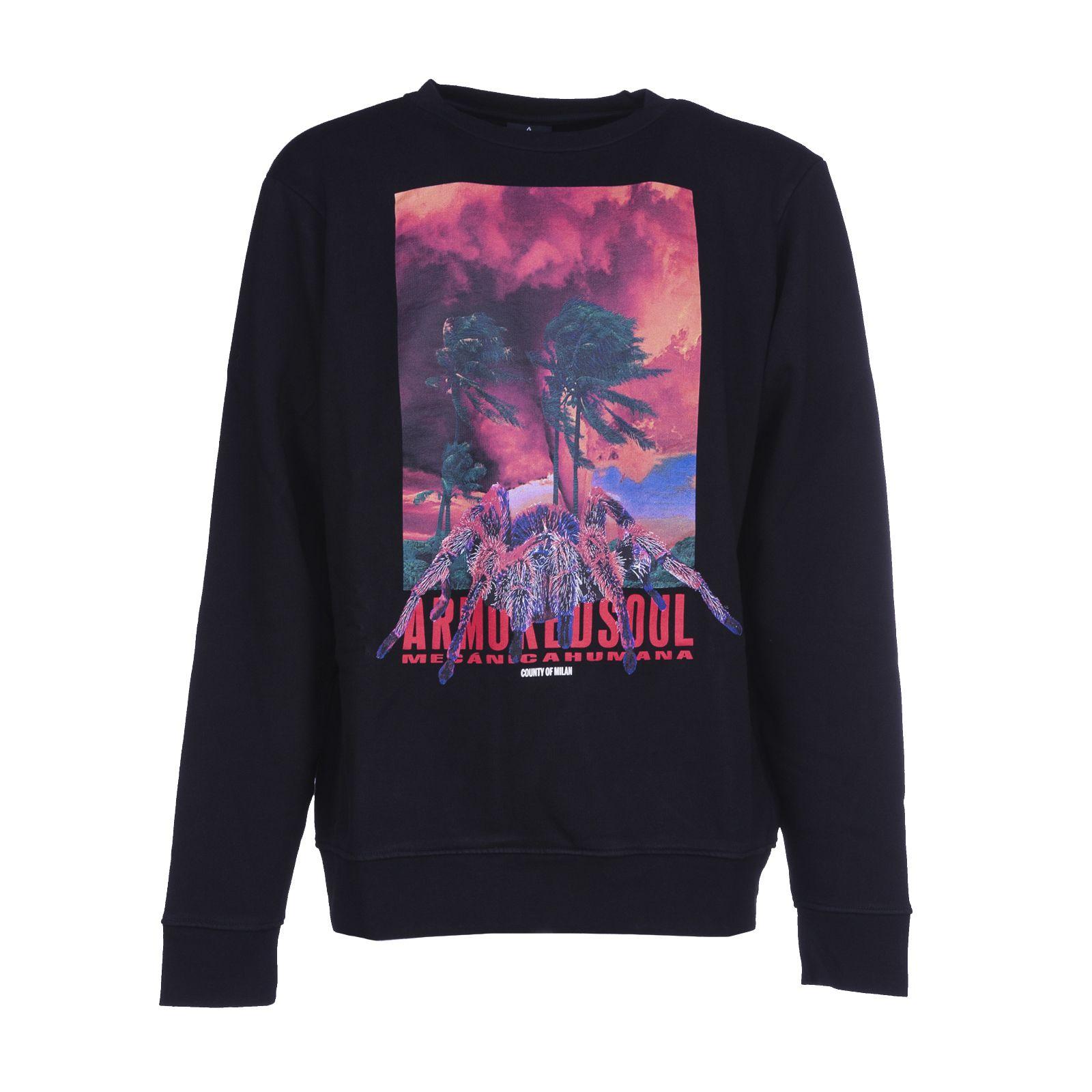 Marcelo Burlon County Of Milan Tecks Sweatshirt
