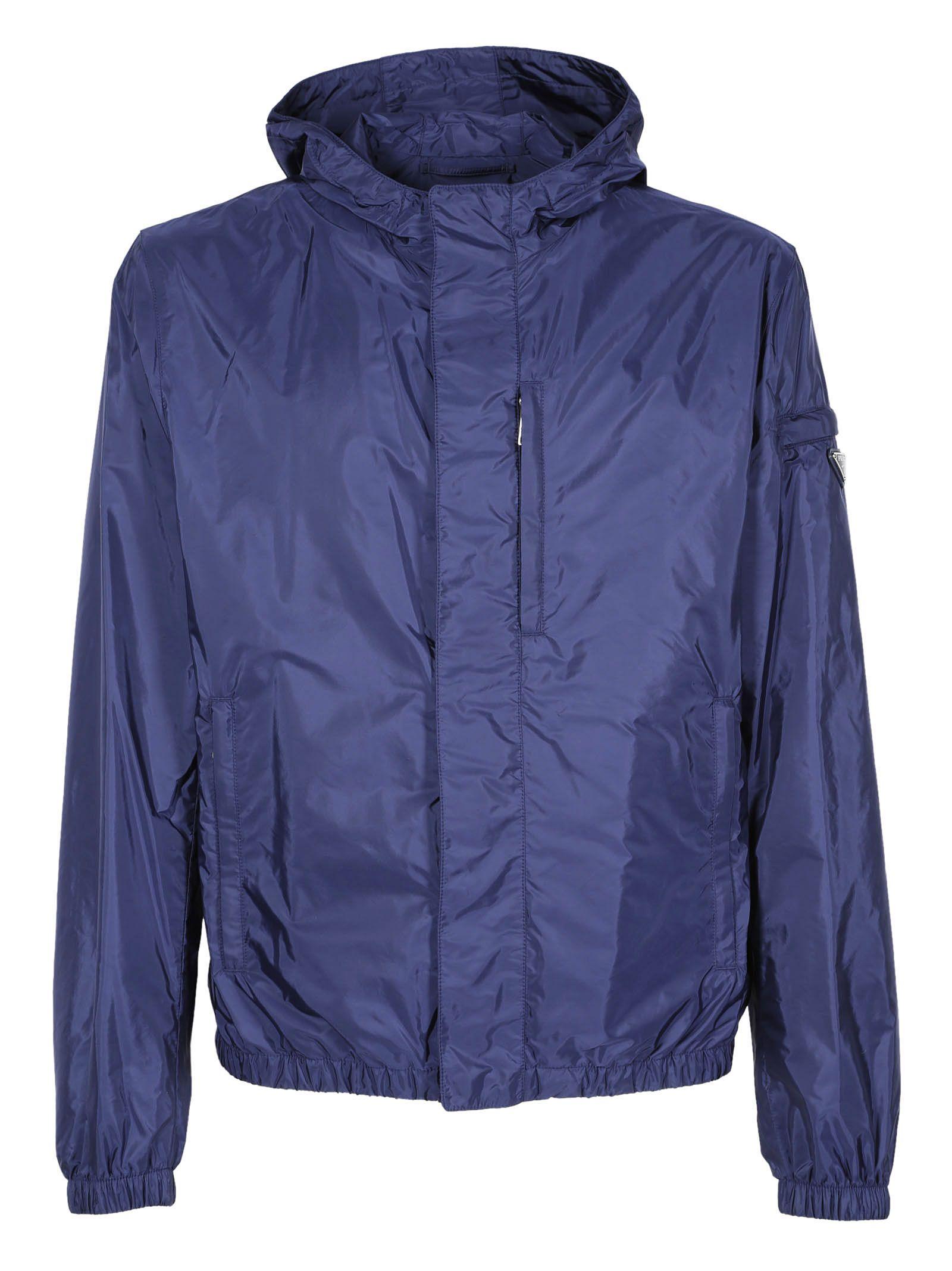 Prada Linea Rossa Kway Jacket