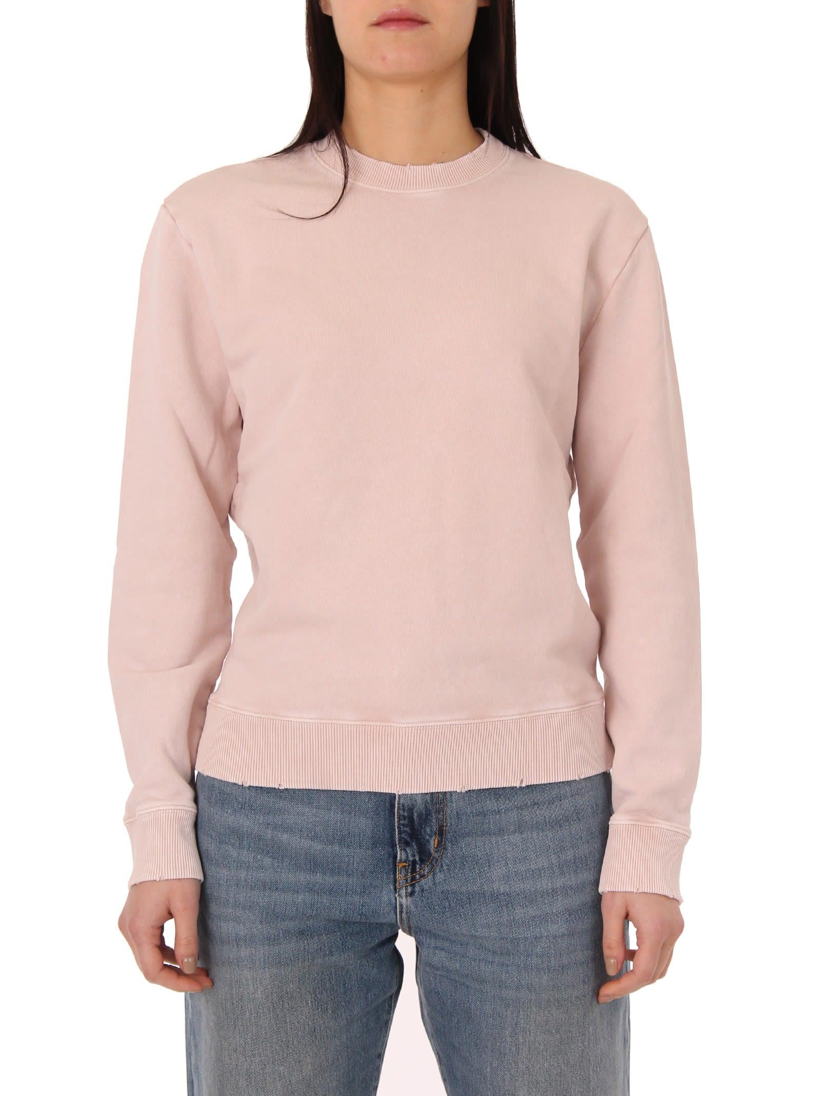 Saint Laurent Pink Sweatshirt