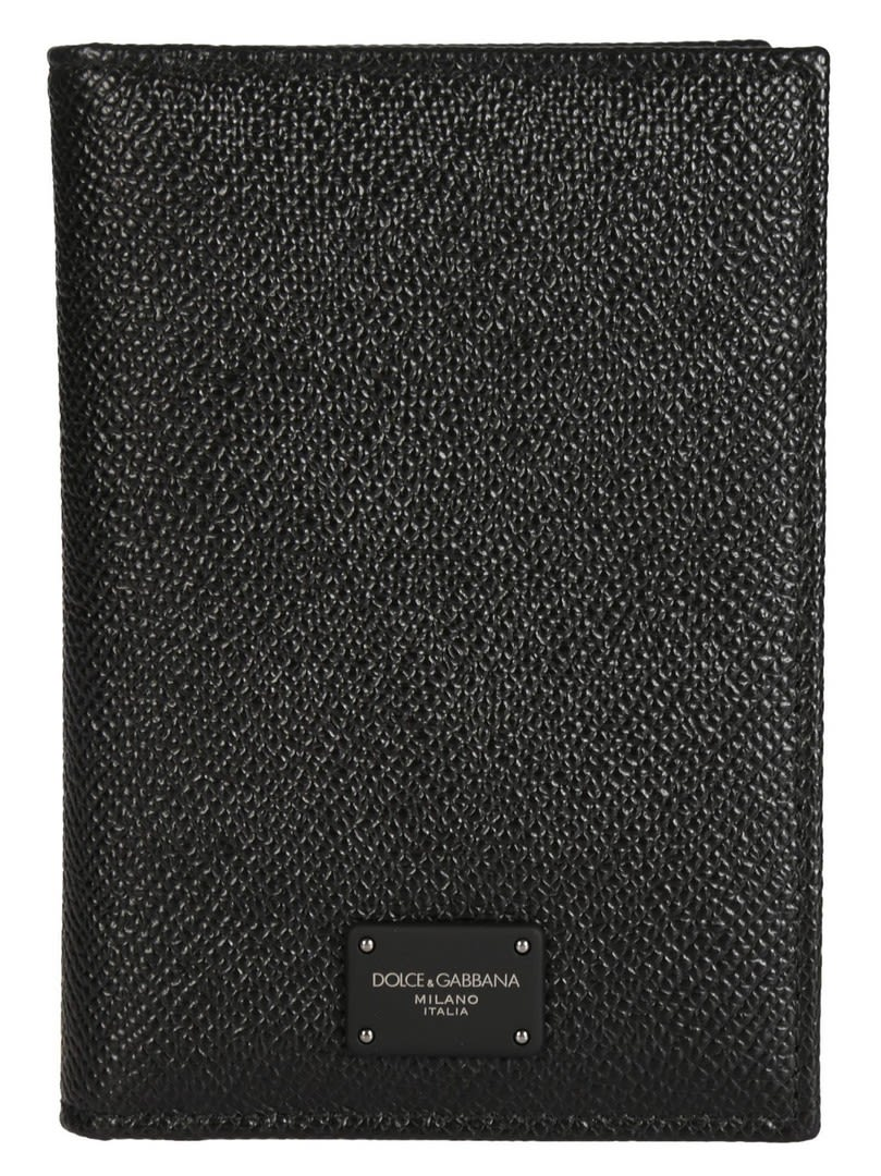 Dolce & Gabbana Classic Leather Wallet