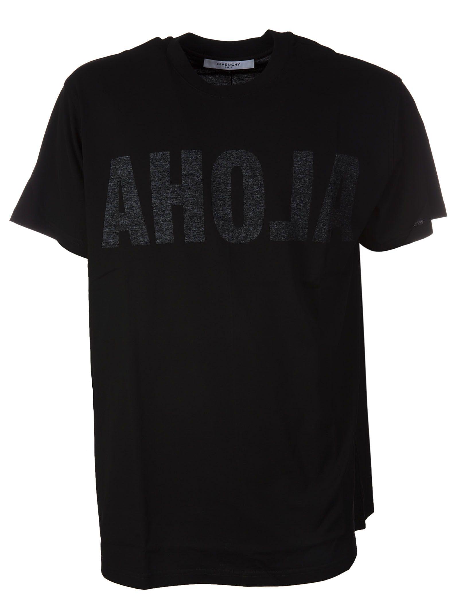 Givenchy Aloha T-shirt