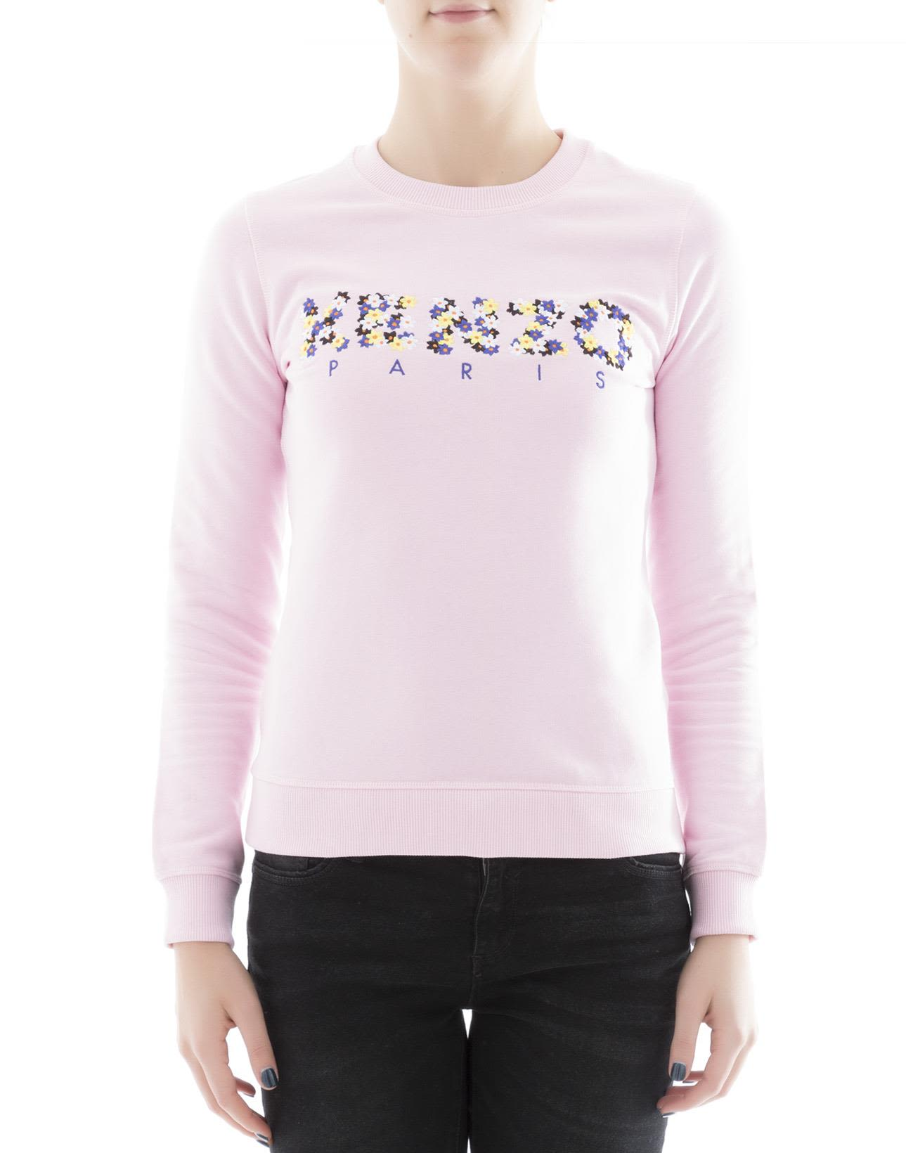 Pink Cotton Sweater