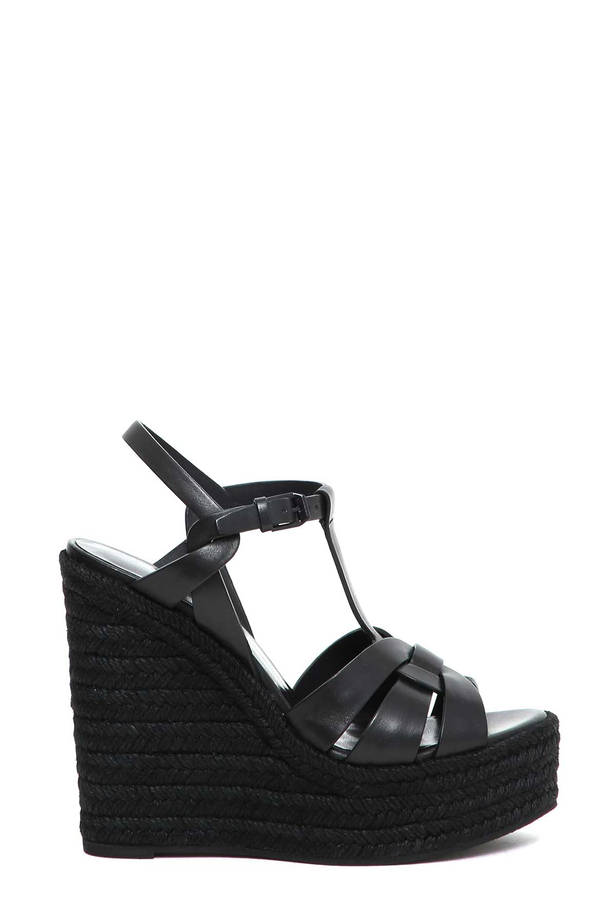 Saint Laurent Saint Laurent tribute Wedge Sandal
