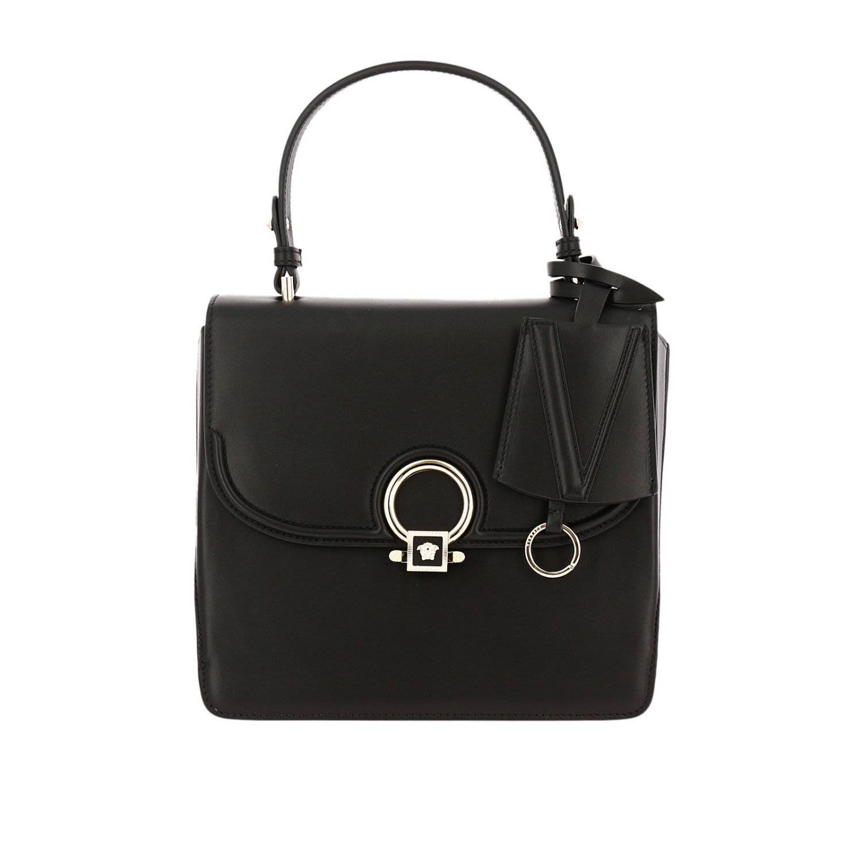 Black Medium Medusa 'The DV' Bag