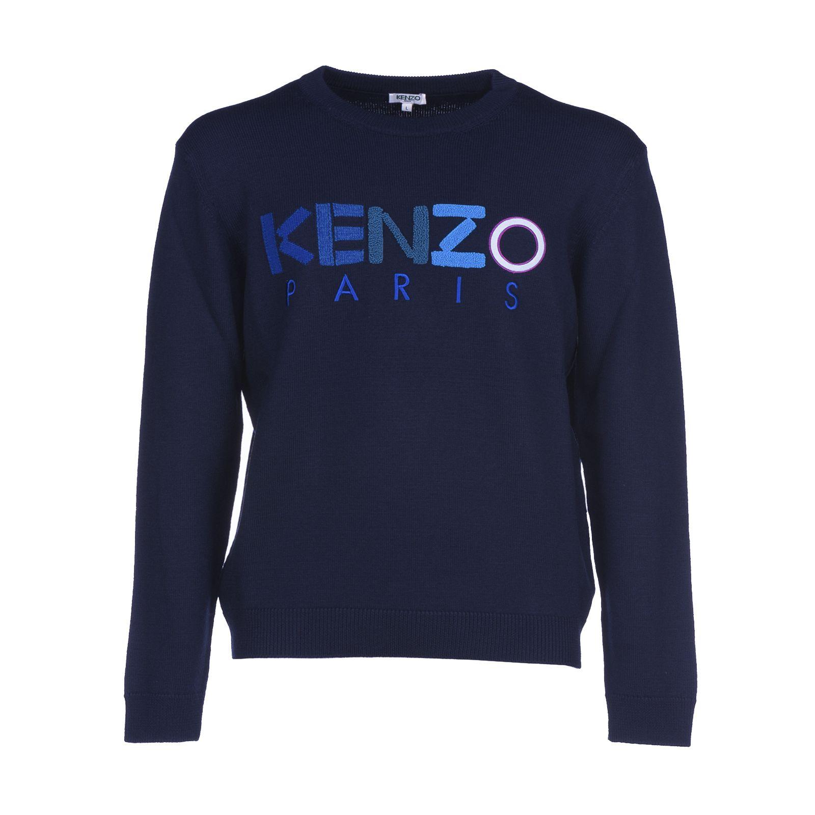 Kenzo Logo Pullover