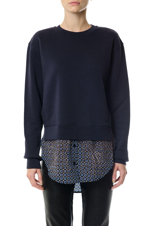 Stella McCartney Double-layer Sweater-shirt