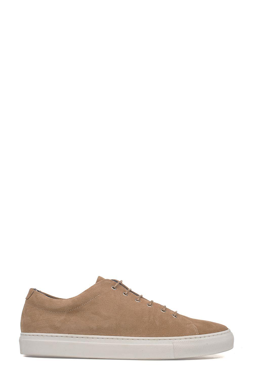 Hazelnut Suede Sneakers