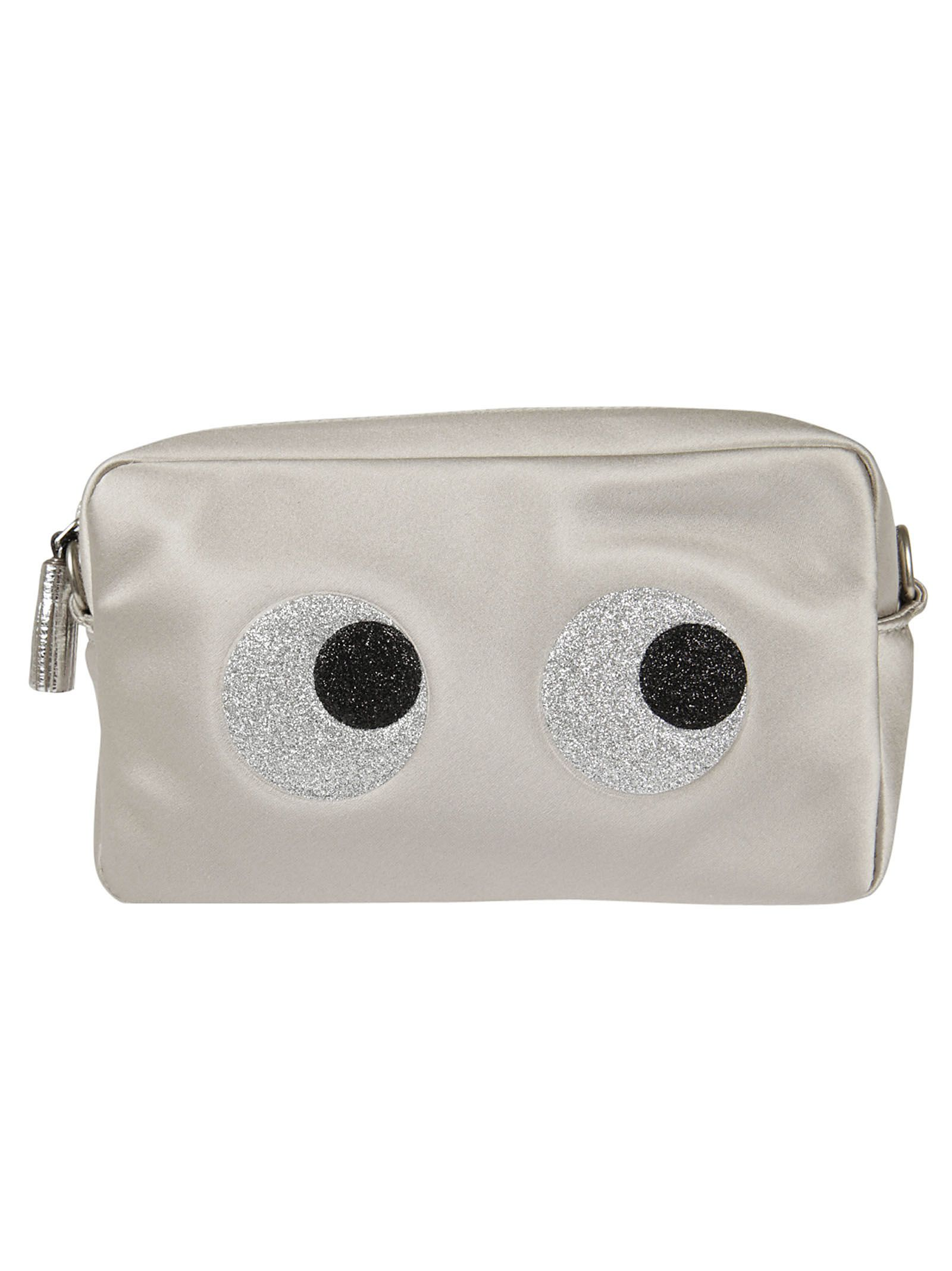 Anya Hindmarch Eyes Motif Zipped Clutch