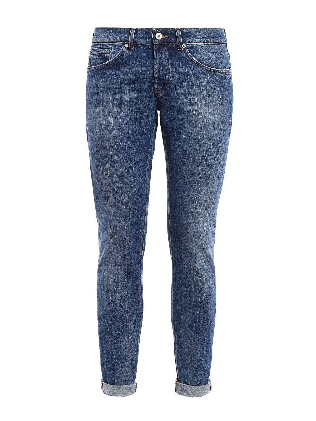 George Denim Skinny Jeans