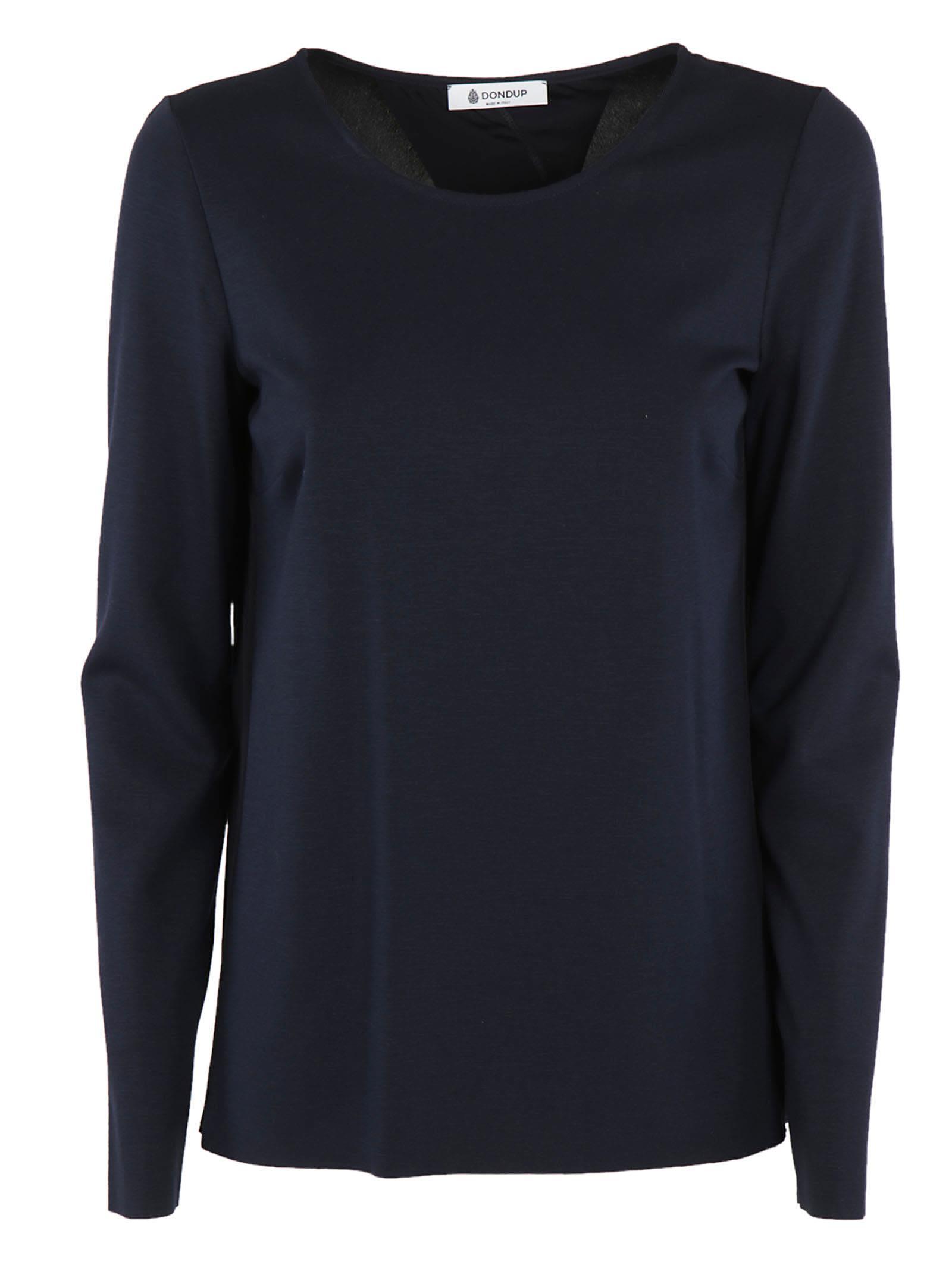Dondup Rear Slit Shirt