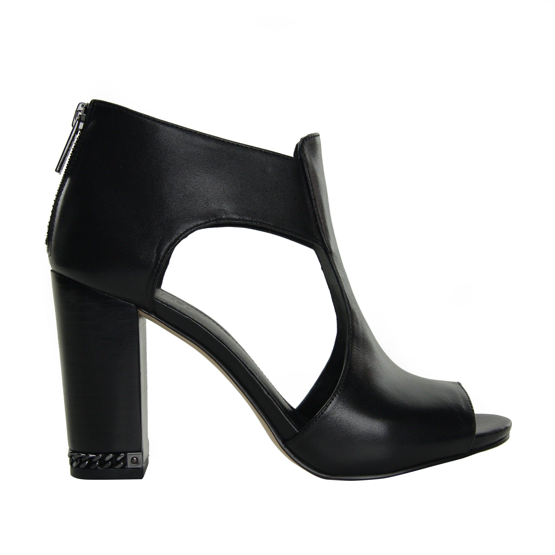 Black sandals michael kors - Sabrina Open Toe Sandals Michael Michael Kors Black