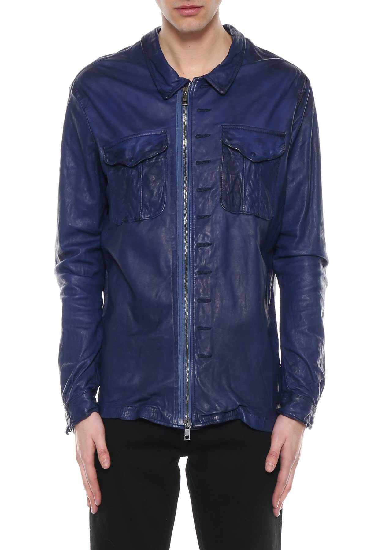 Giorgio Brato Giorgio Brato Leather Jacket