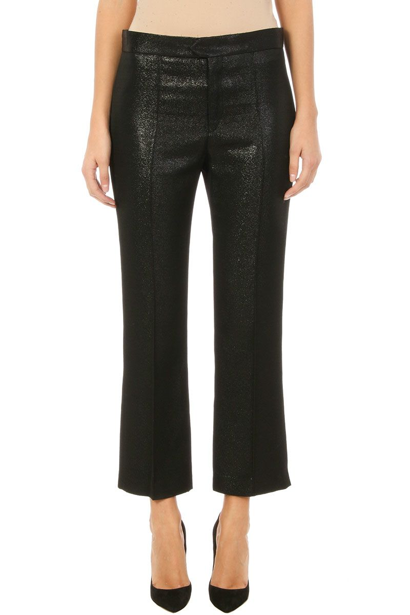 Isabel Marant Mateo Cropped Trousers