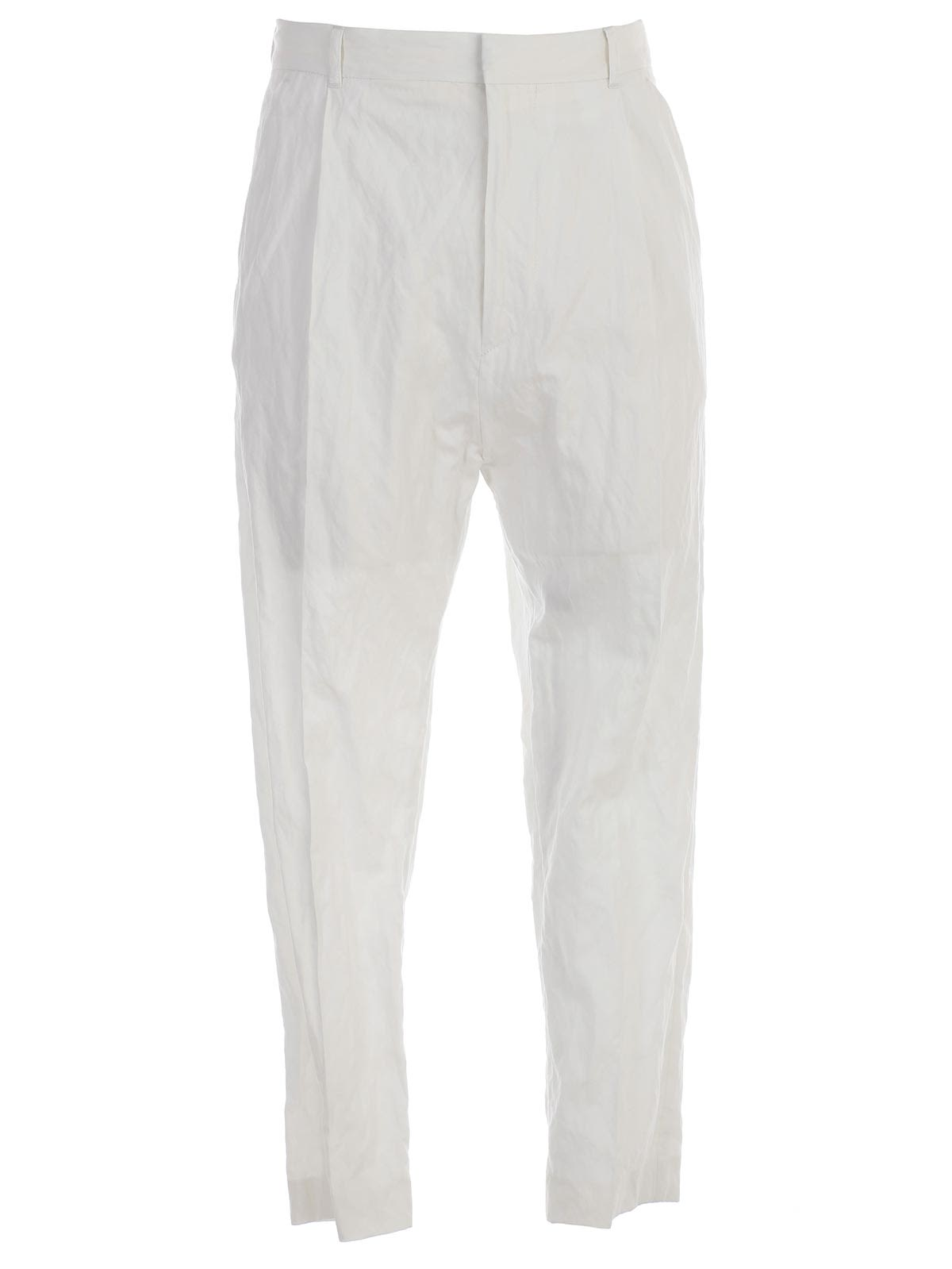 Ann Demeulemeester Grise Trousers
