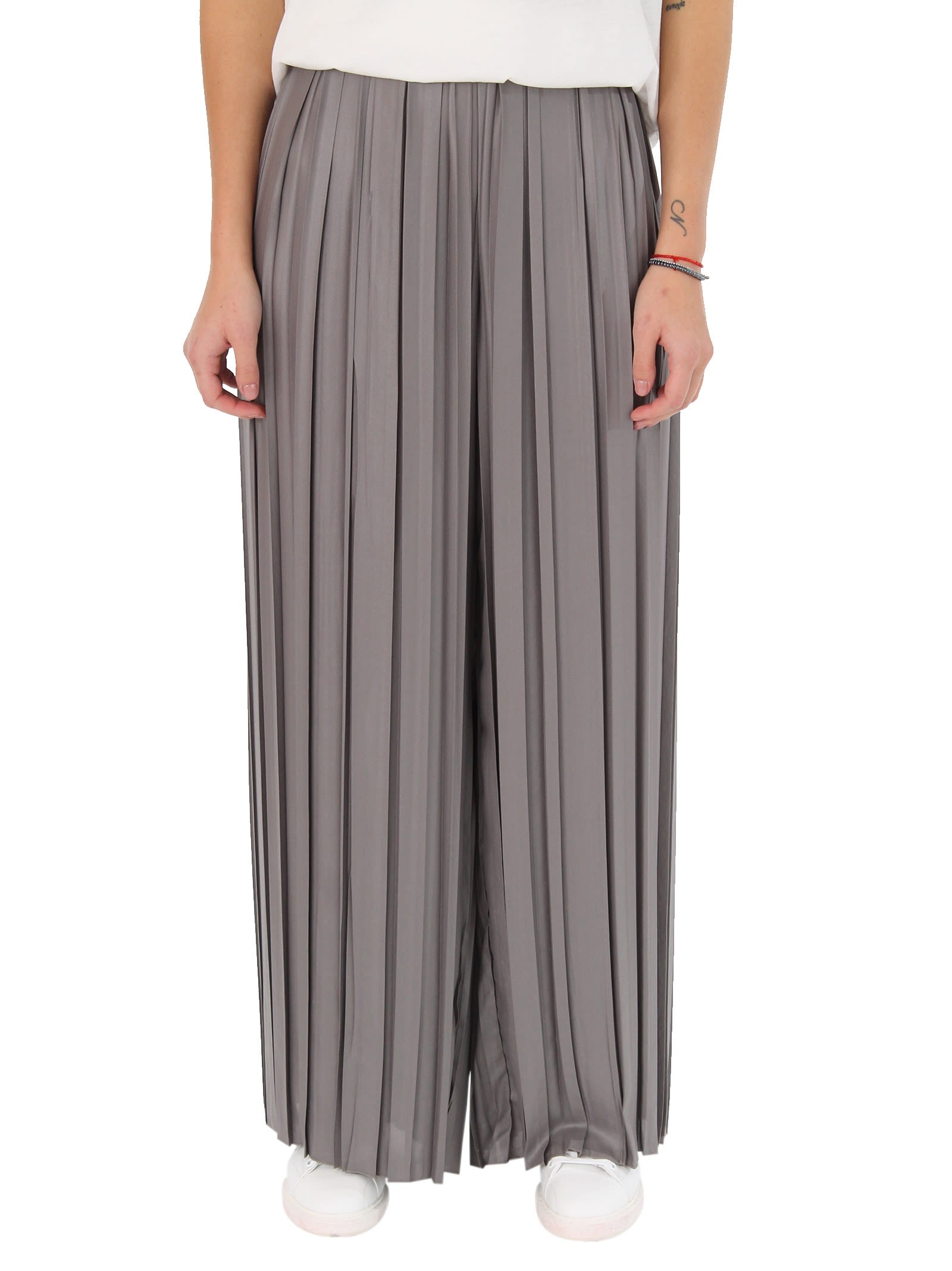 Golden Goose Grey Farrah Pants