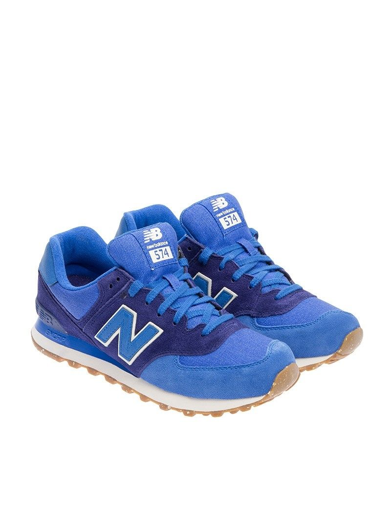 New Balance 574 Sneakers Suede