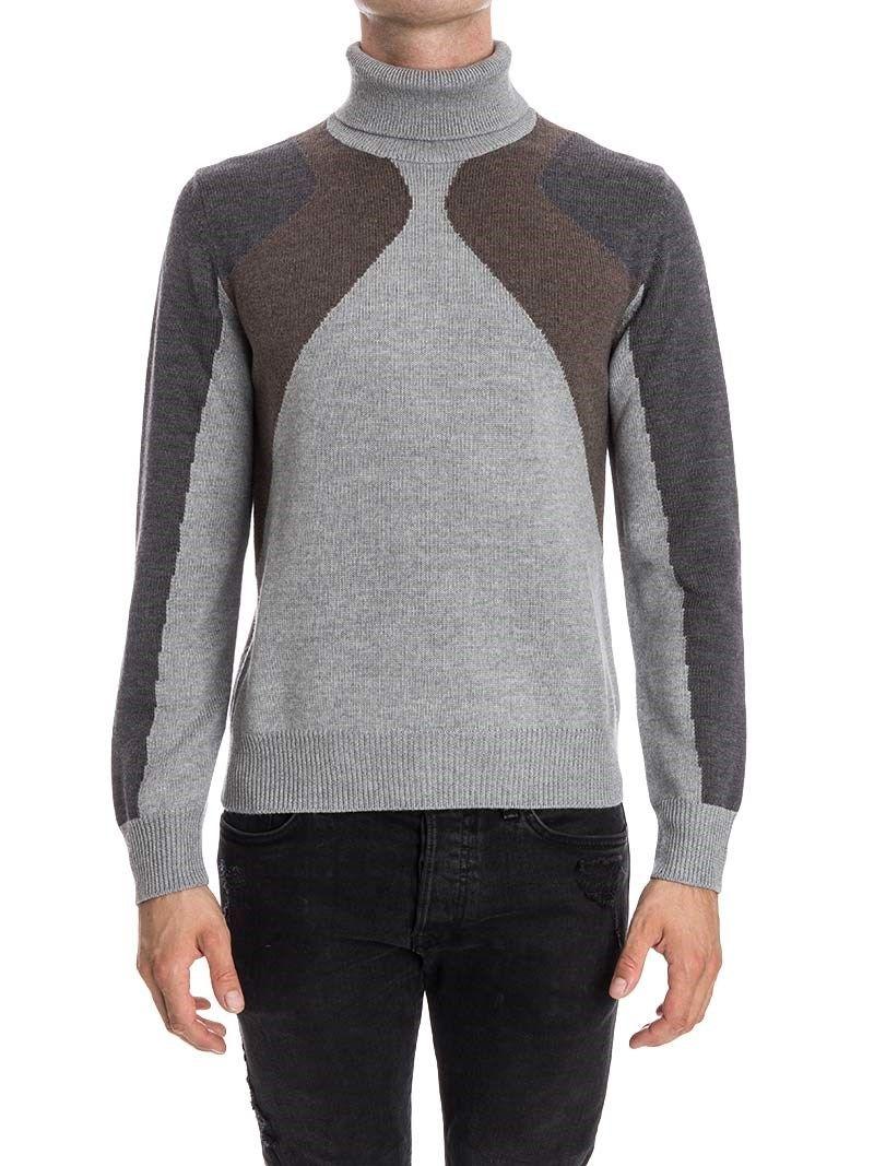 Canali Turtleneck Wool