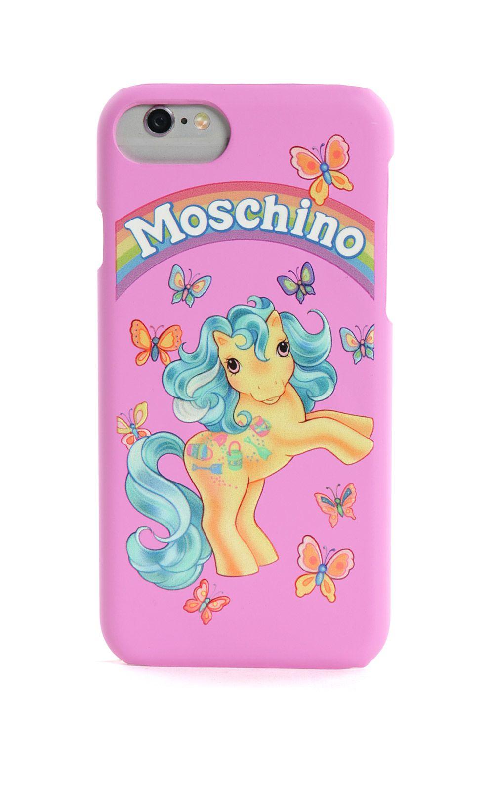 Moschino Iphone C Case