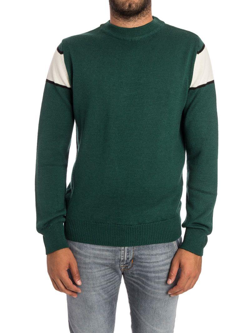 MSGM Virgin Wool Blend Sweater