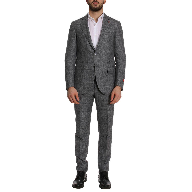 Suit Suit Men Isaia