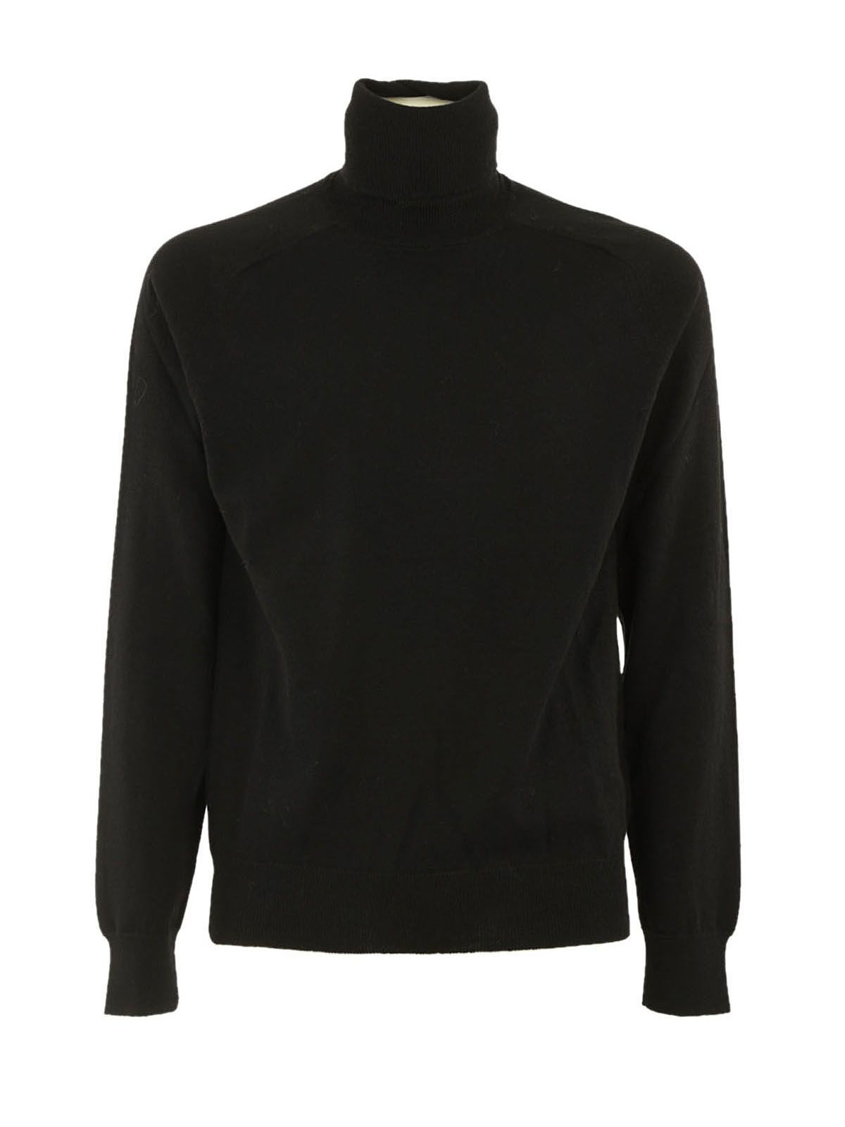Ami Turtle Neck Sweater