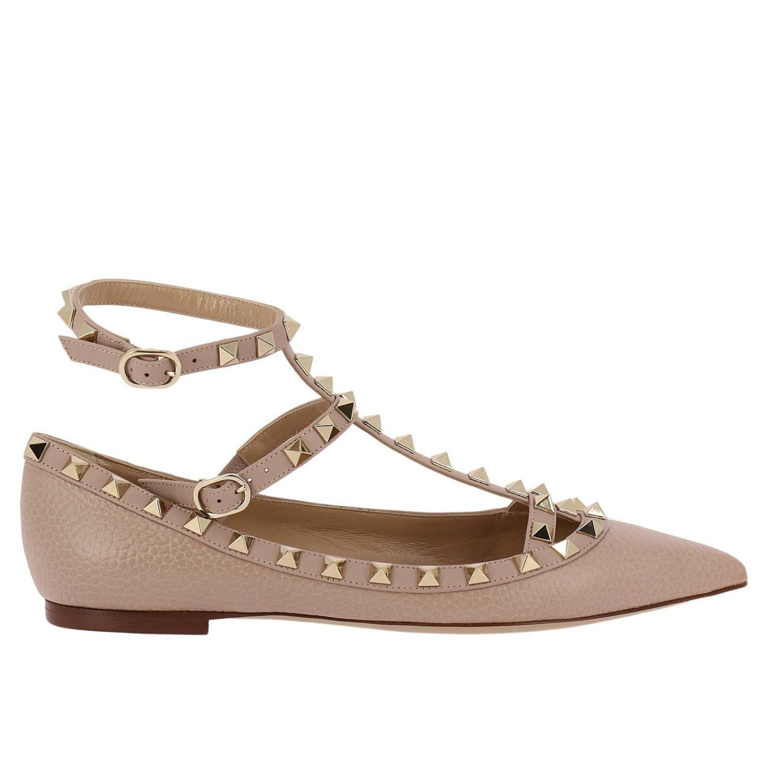 Ballet Flats Shoes Women Valentino Garavani