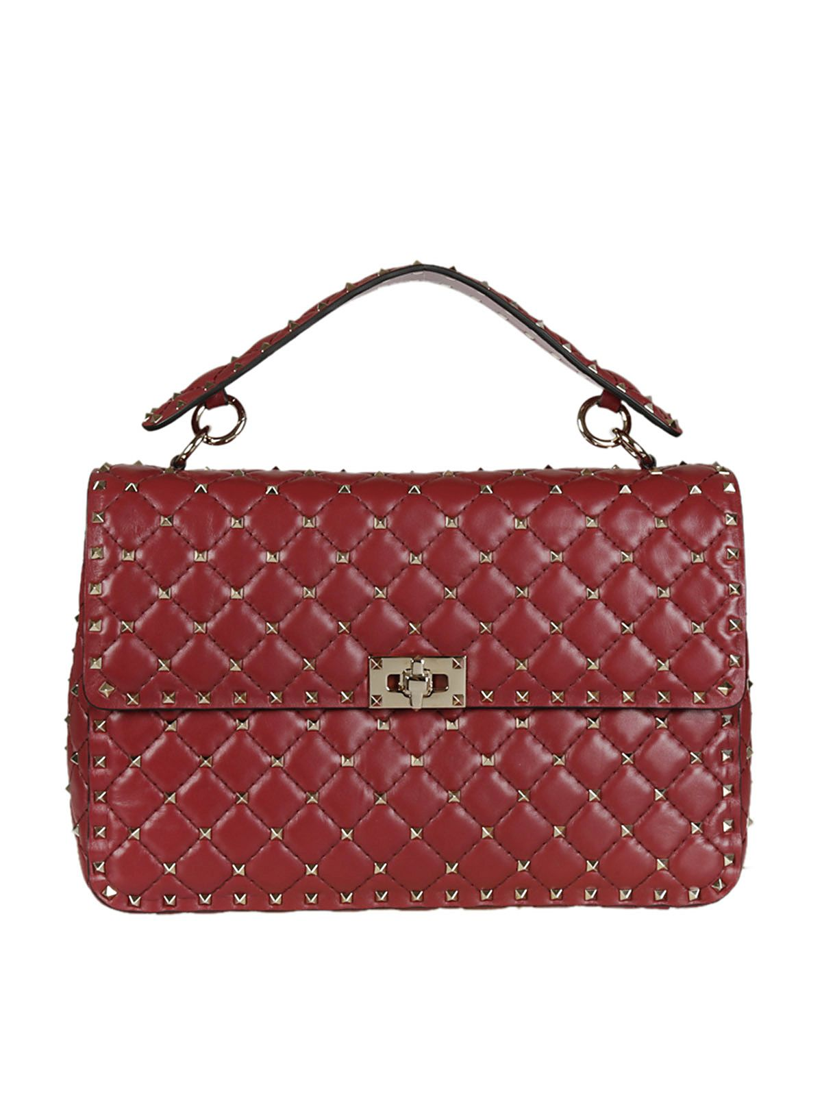 Valentino Valentino Garavani Rockstud Spike Shoulder Bag