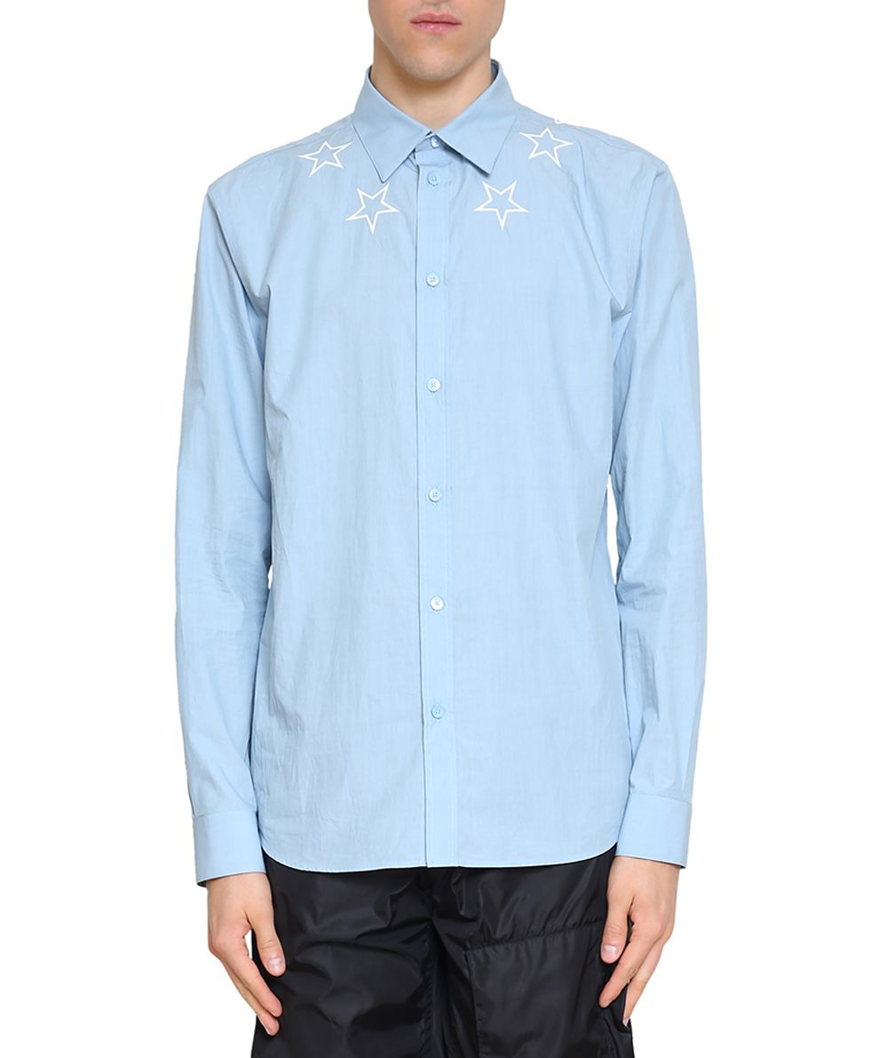Givenchy Stars Cotton Shirt