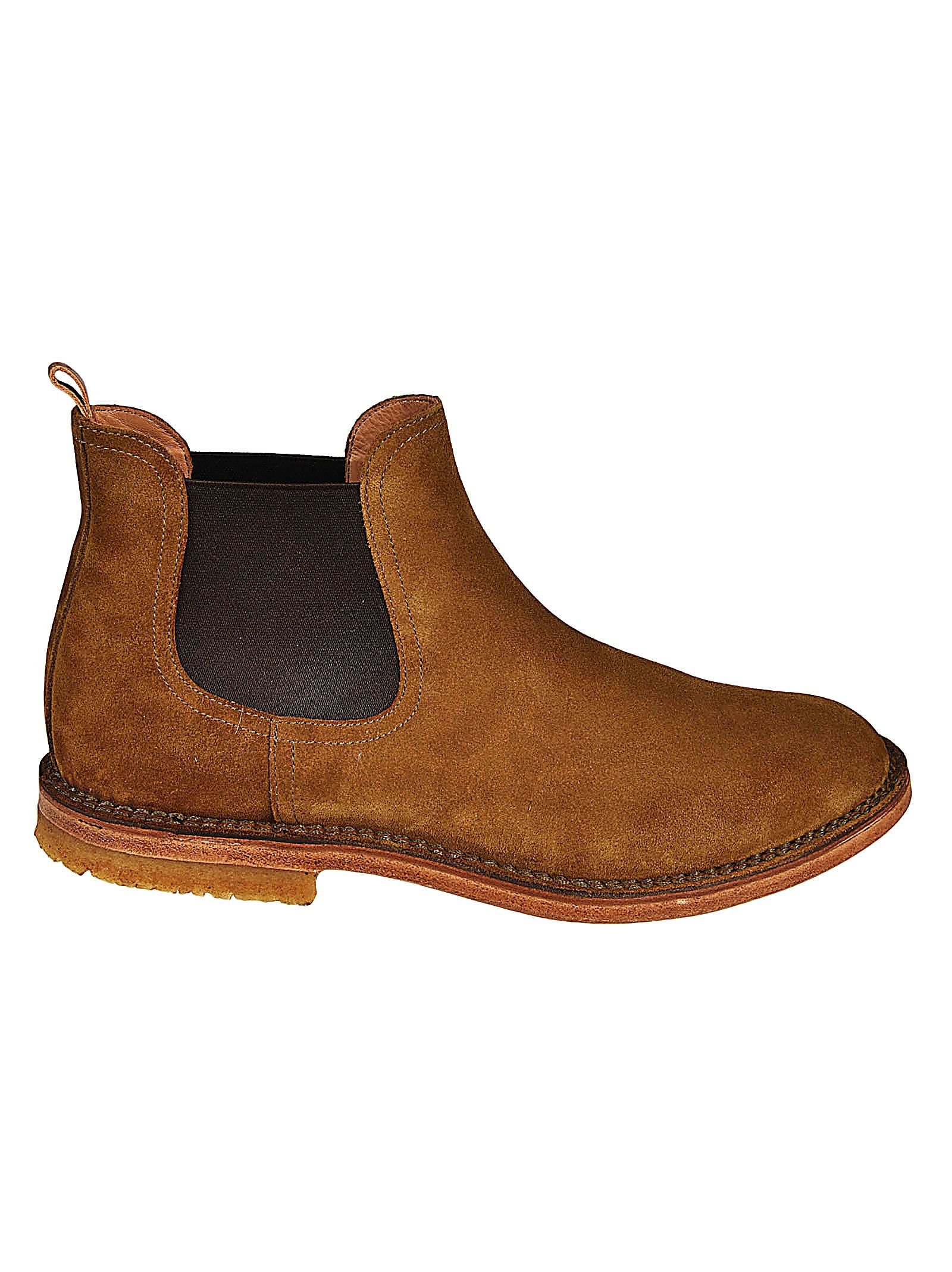 Buttero Classic Ankle Boots