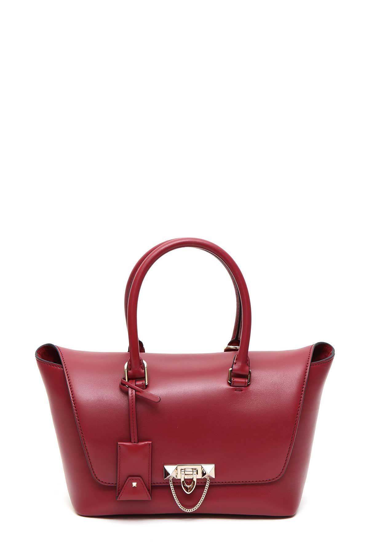 Valentino Garavani Small Demilune Handbag