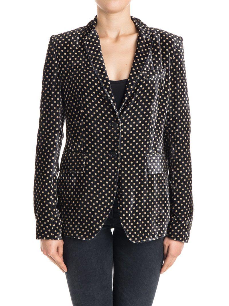 NEWYORKINDUSTRIE Velvet Jacket