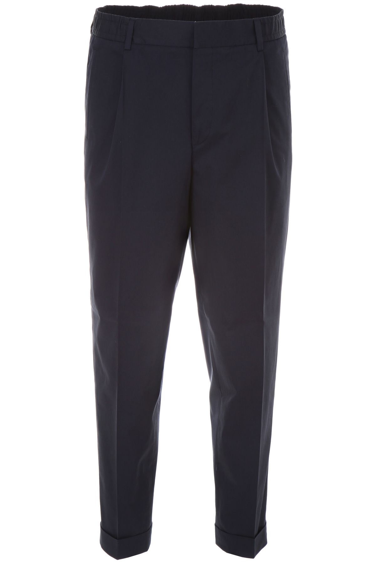 Trousers With Drawstring
