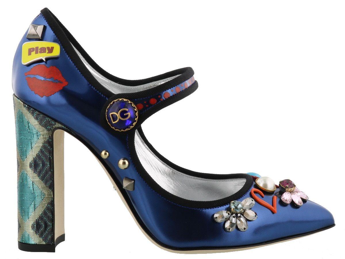 Dolce & Gabbana Mary Jane Pump