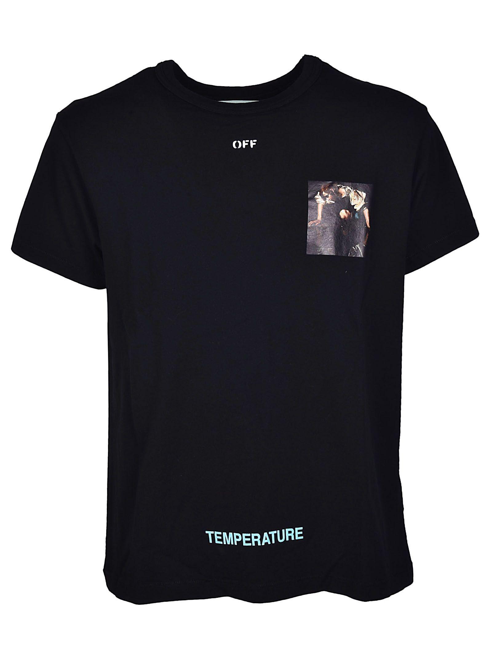 Off-white Mini Caravaggio T-shirt
