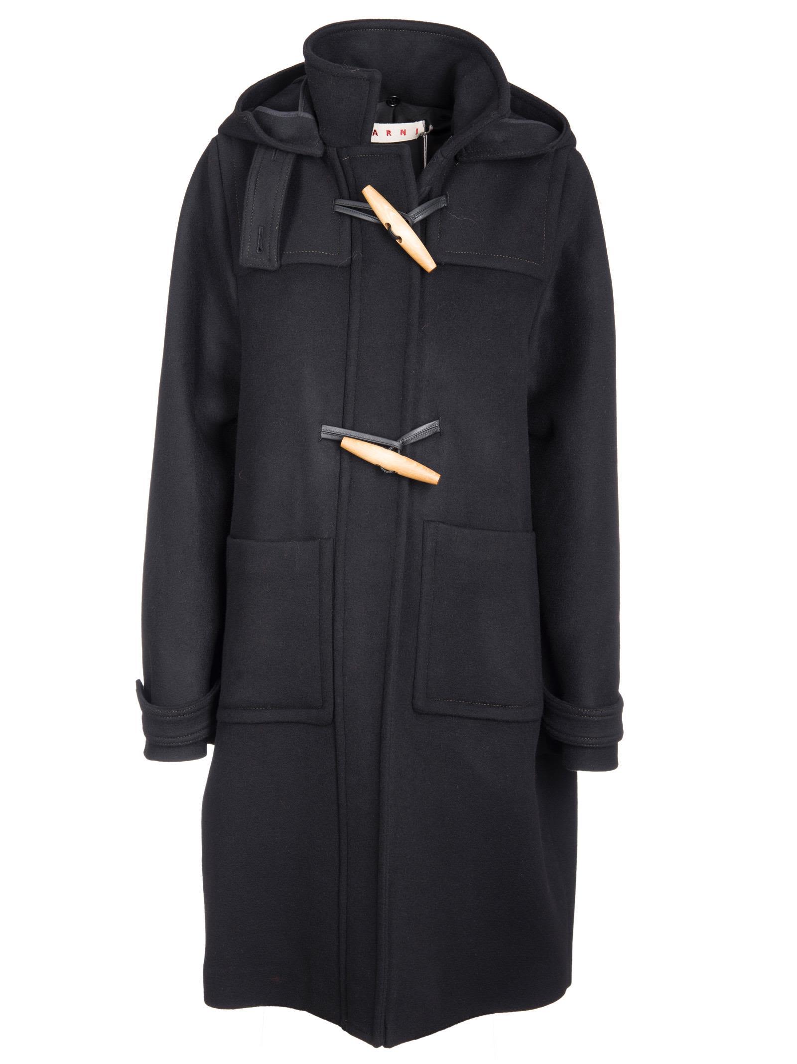 Marni Classic Duffle Coat