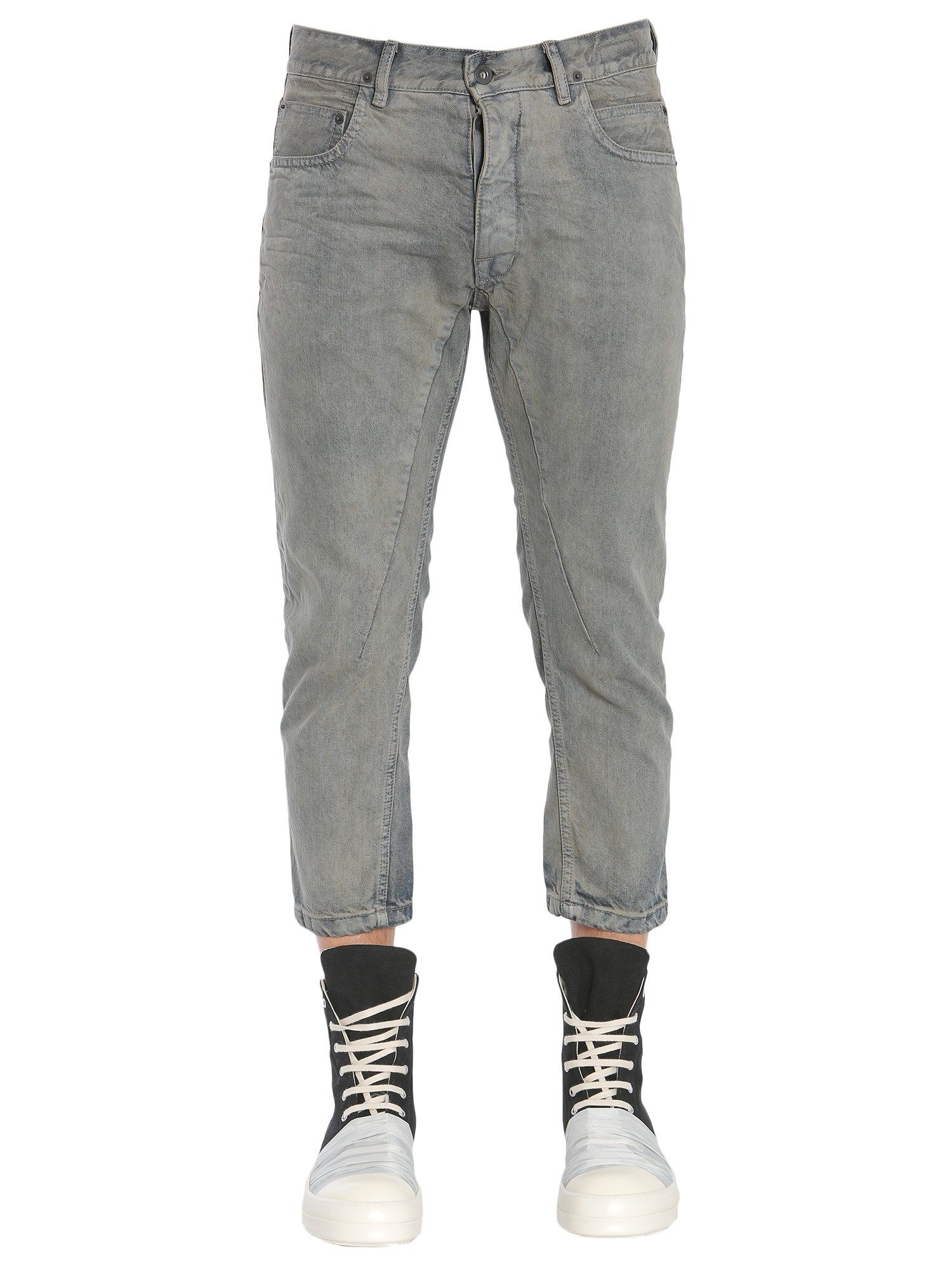 Detroit Cropped Trousers