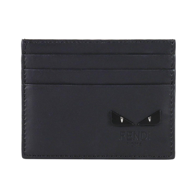 Wallet Wallet Men Fendi