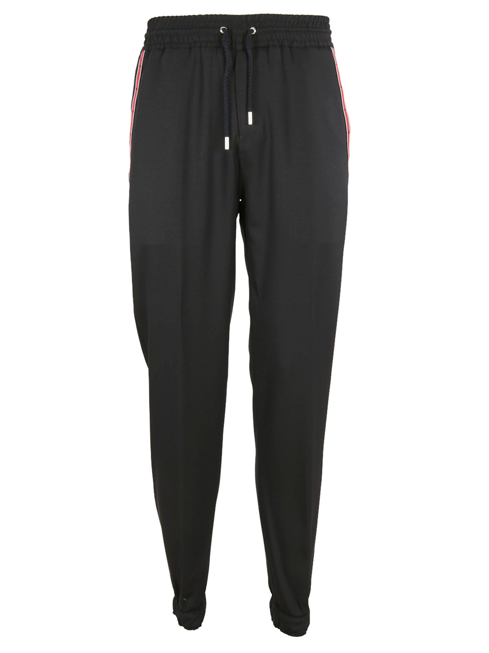 Givenchy Stars And Stripe Panel Tapered Trousers