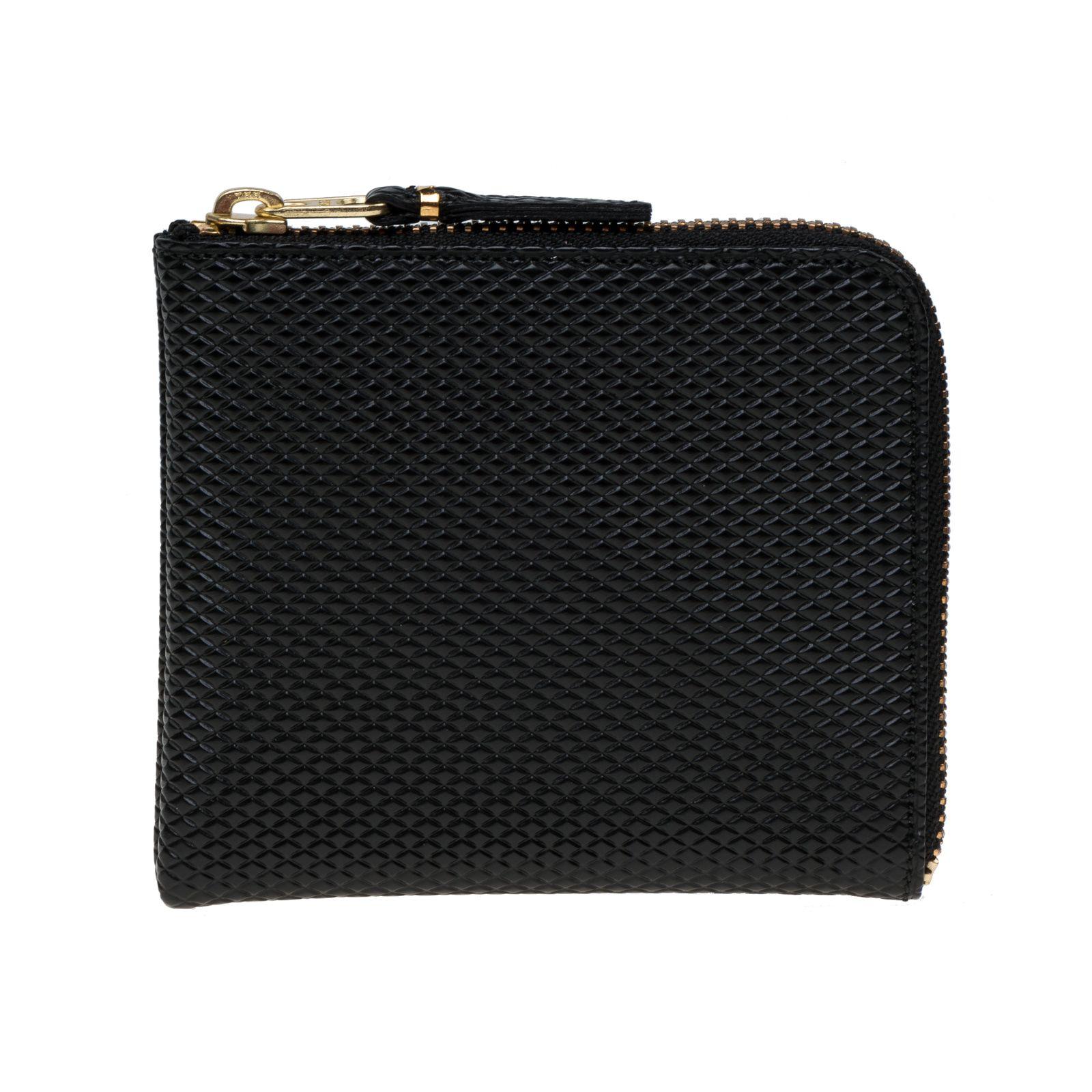 Comme Des Garçons Wallet luxury Group Zip-around Purse