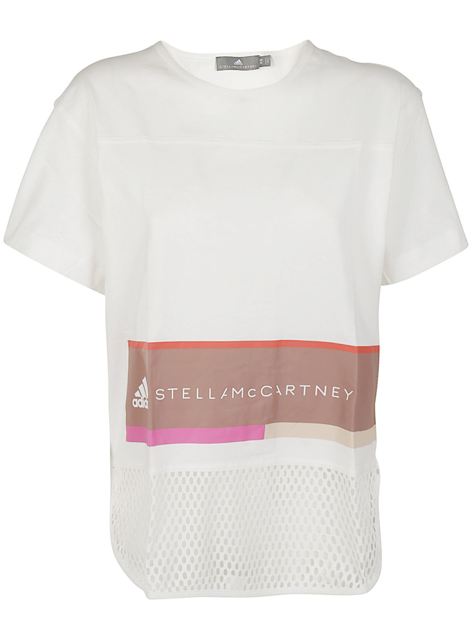 Adidas By Stella Mccartney Essentials Logo Graphic T-shirt