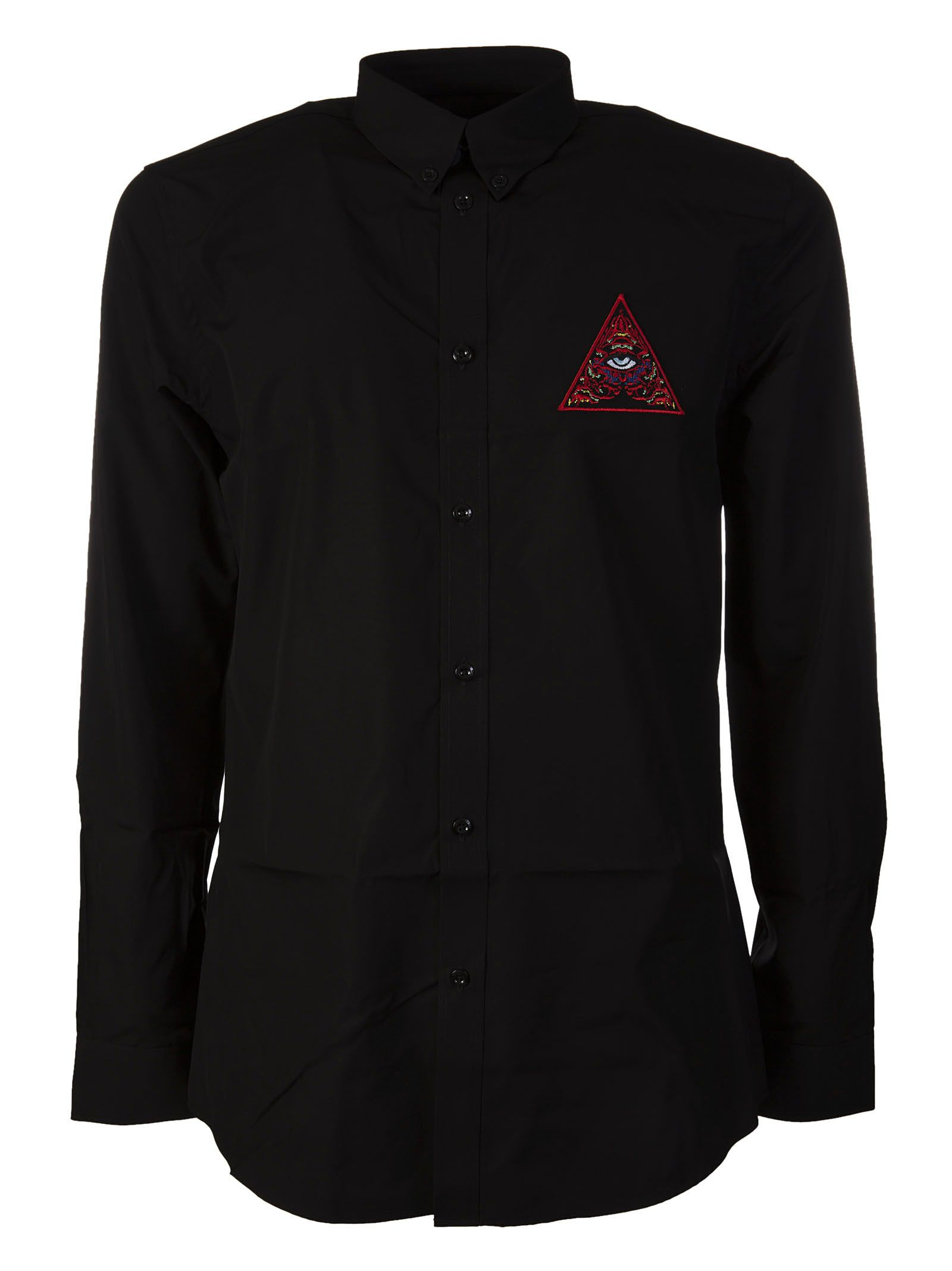 Givenchy Realize Embroidered Shirt