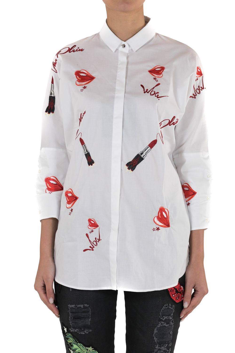 Philipp Plein Aries Shirt