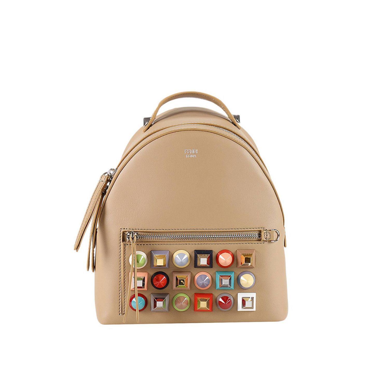 Backpack Handbag Women Fendi